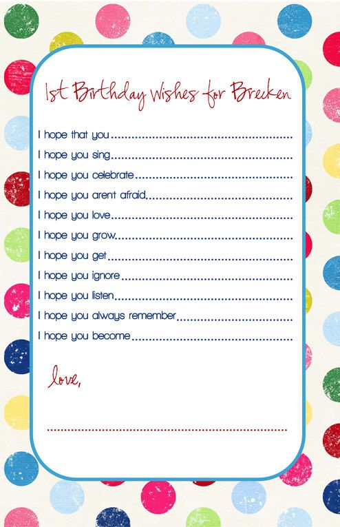 Birthday wish cards printable birthday wishes twin and for Birthday games ideas for adults