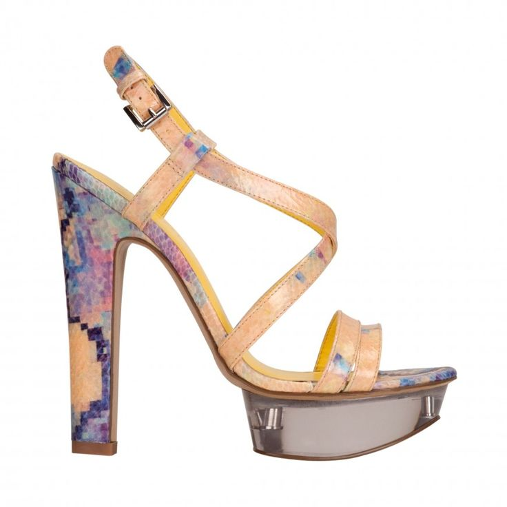 ¡Di sí al color amarillo! NINE WEST SANDALIA ASHOREBET3 - Ver todo - Zapatos Nine West México