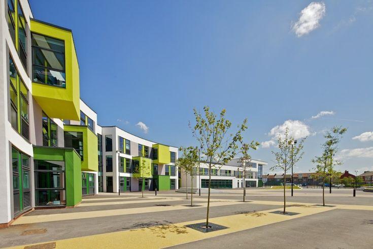 Gallery of The Alsop High School / 2020 Liverpool - 2