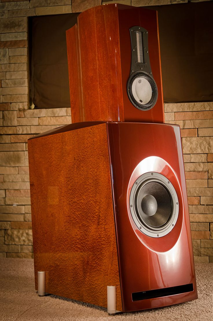Vapor Audio - Joule. Custom build with more of the Perfect Storm style cabinet.