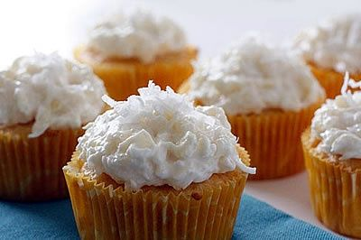 Healthy Diabetic Recipe for Pineapple Cupcakes