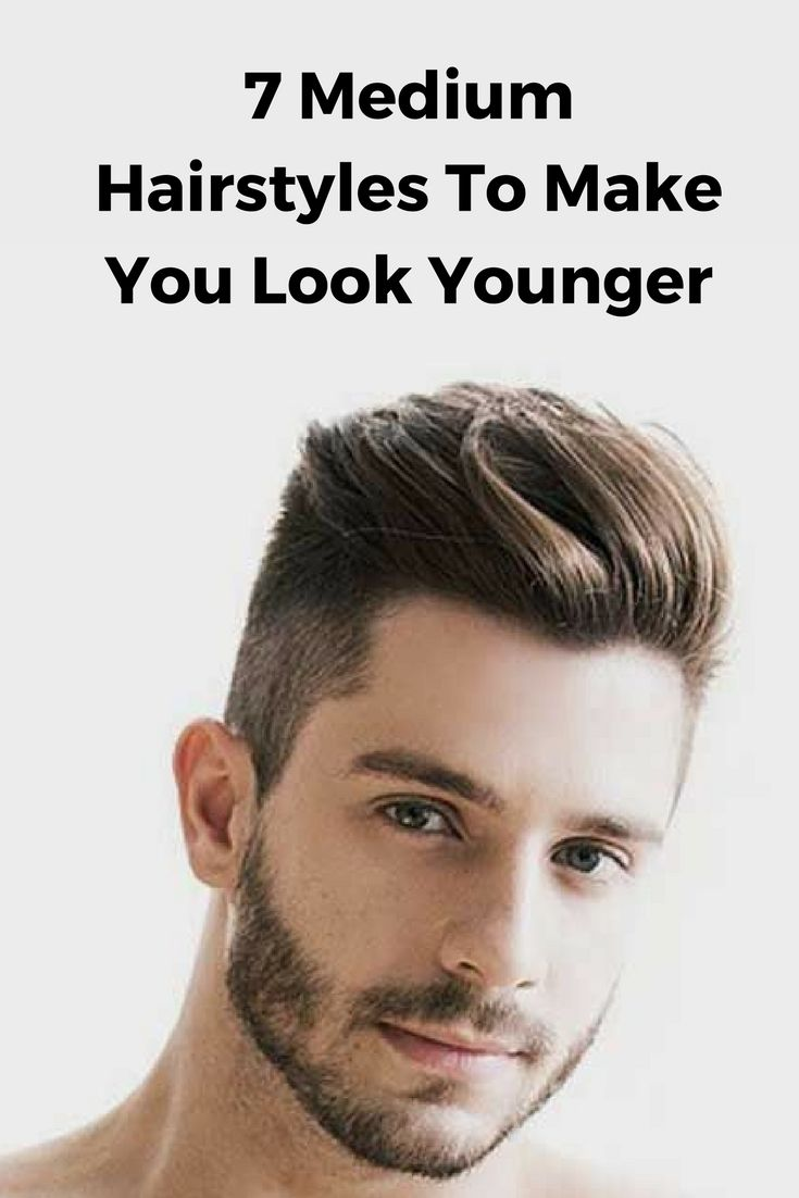 Medium short haircut men  best frizura images on pinterest  hombre hairstyle menus
