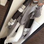 30代のパンツスタイルは白スキニーで綺麗め大人コーデがこの冬おすすめ!