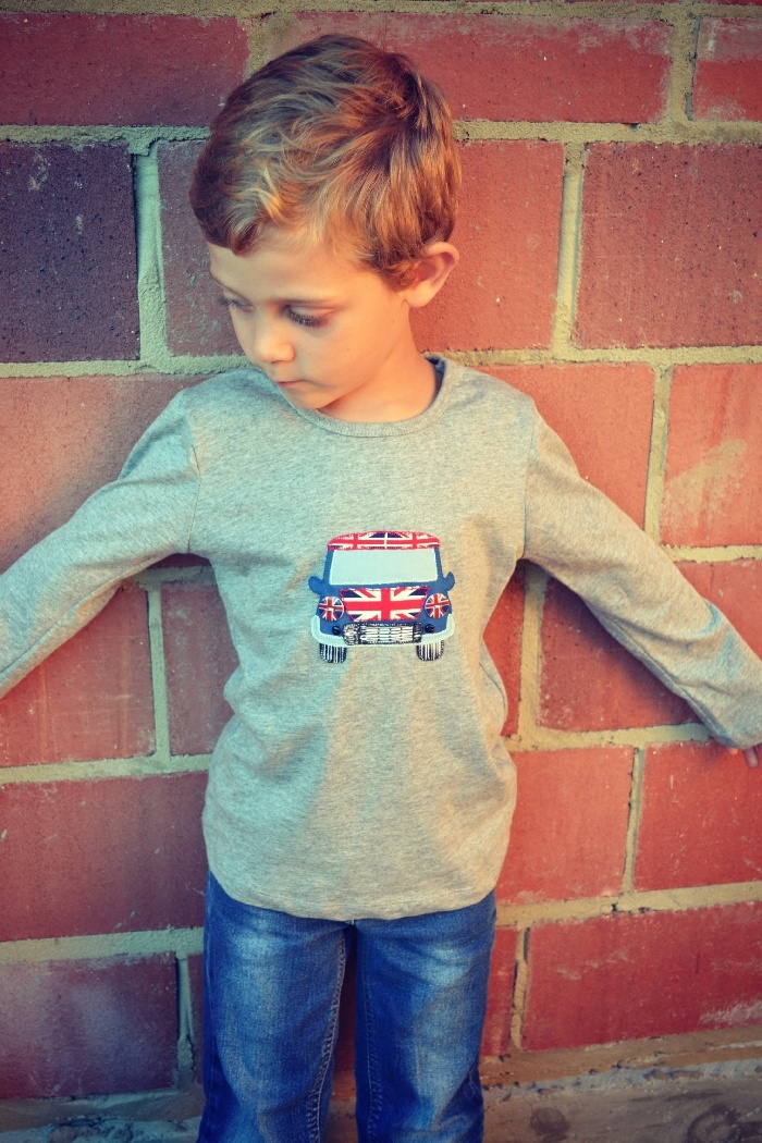 #applique #british #mini #kids #fashion