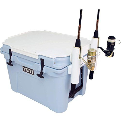 Yeti Side Mounted Two Rod Rack by Boat Outfitters >>> See this great product.(This is an Amazon affiliate link and I receive a commission for the sales)