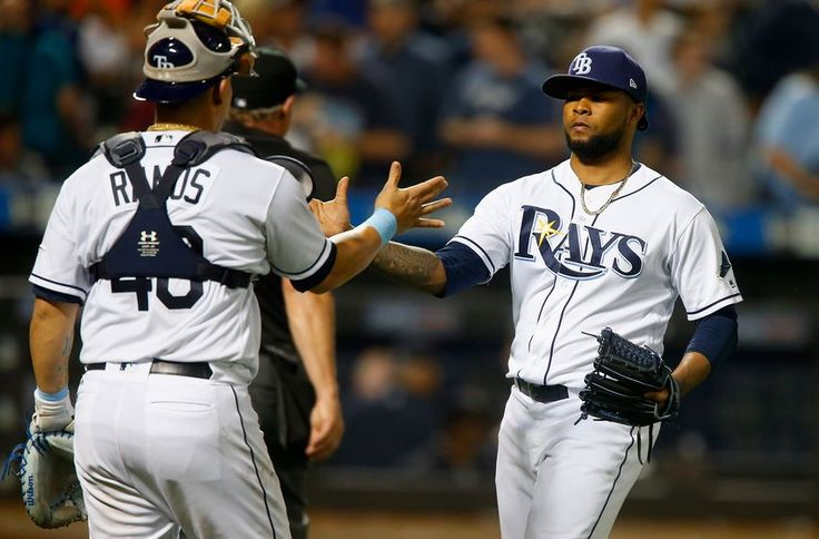Tampa Bay Rays Rumors: Colome, Bautista and Cobb