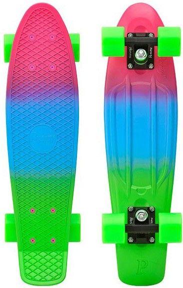 Penny Skateboard - Fluoro Fade