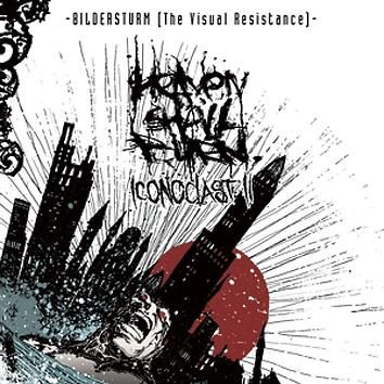 "L'album degli #HeavenShallBurn intitolato ""Bildersturm - Iconoclast II (The visual resistance)""."