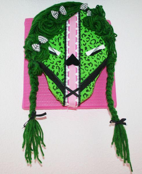 DIA DE LOS MUERTOS/CATRINA MEXICANA MONSTER de DOITFORNELE por DaWanda.com