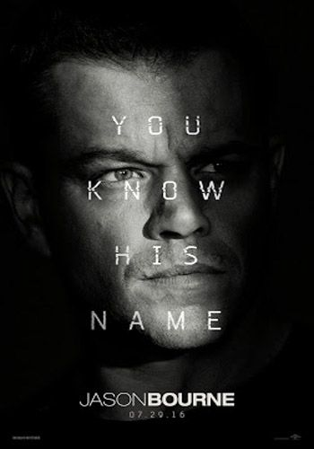 Jason Bourne (2016) Dual Audio Movie – HEVC
