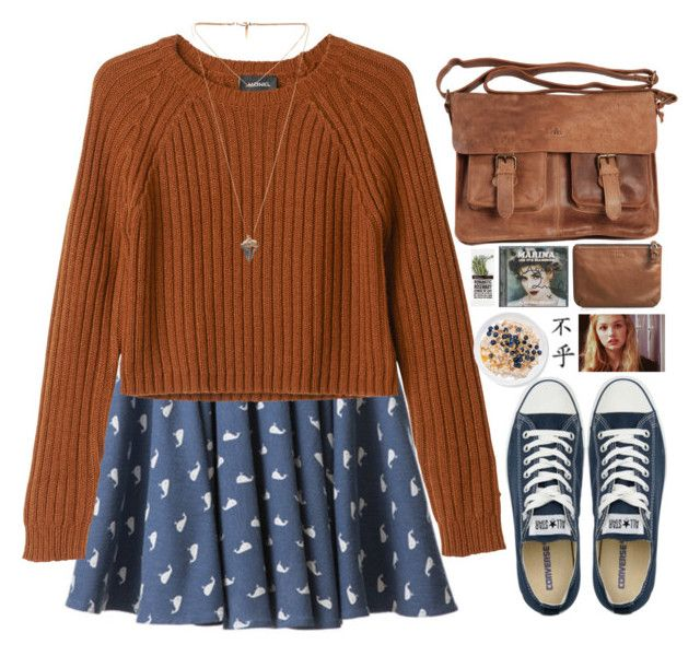 """""""bon"""" by tickling ❤ liked on Polyvore featuring Chicnova Fashion, Monki, Rowallan, Jigsaw, Converse and Givenchy"""