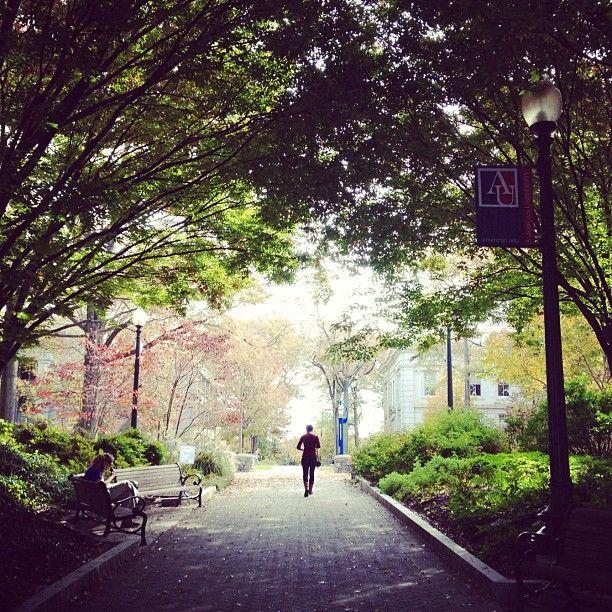 American University in 2019 | American University/DC | University