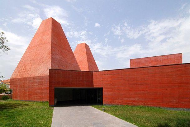 SOUTO MOURA - CASA DAS HISTÓRIAS - MUSEU PAULA RÊGO