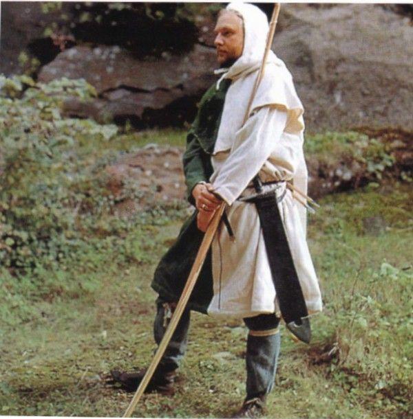 Европейский средневековый военный костюм, часть первая