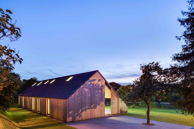 Family House in Pavilnys / DO ARCHITECTS