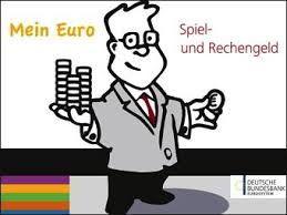 """Publikation """"Mein Euro Spiel- und Rechengeld"""""""