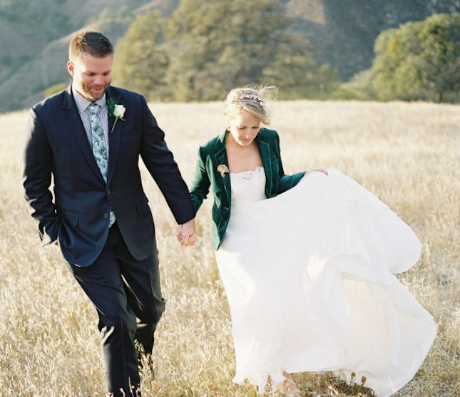 Sam, I know you mentioned something along these lines? 30 Wedding Cover Ups to Keep Warm on Your Big Day | Brit + Co