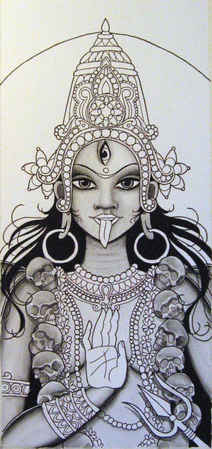 Mahakali by MahakaliCreation