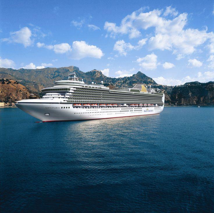Ventura - P & O Cruises