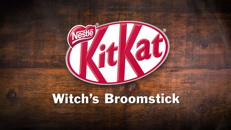 Jump on a magical KITKAT Witch's broomstick this Halloween. Check out how to make this peanut-free treat here!