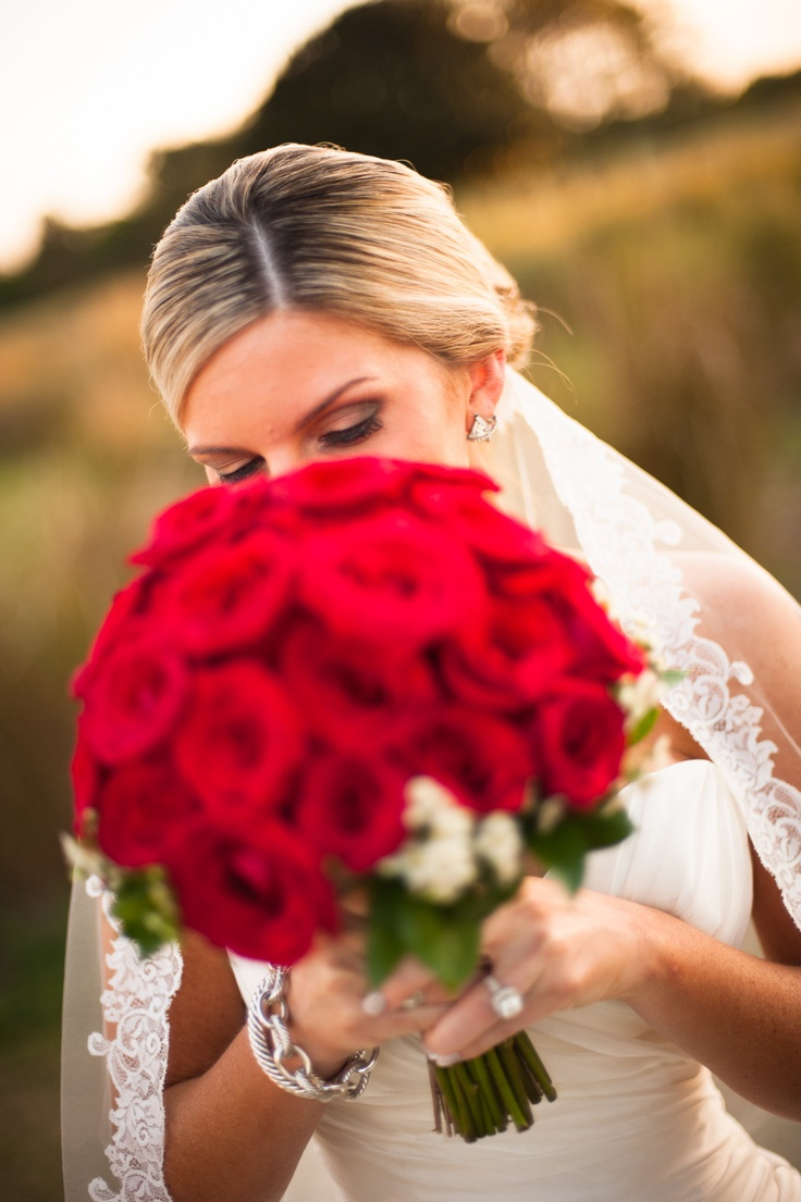 22 best Red Wedding flowers images on Pinterest | Fresh flowers, Red ...