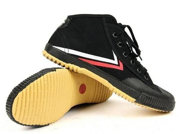 Feiyue Martial Arts Shoes, Black Hi-Top on Sale $32.00 + $7.95 Shipping! – SparringGearSet.com