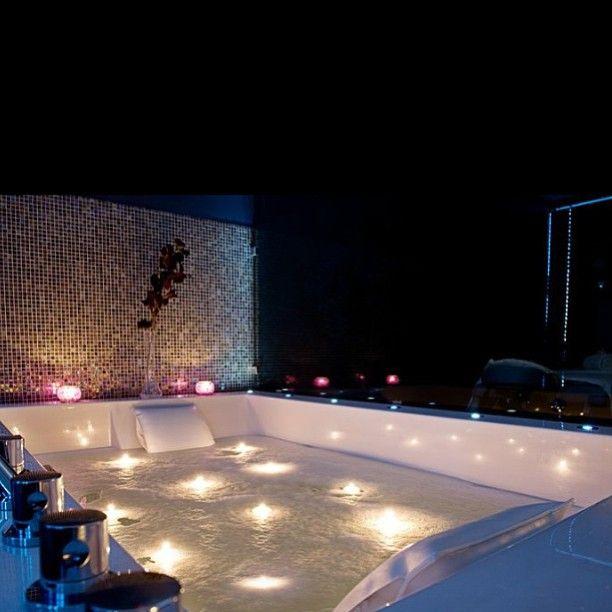 Romantic pool - Son Spa
