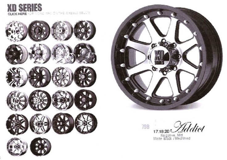 Truck Alloy Wheels For Sale
