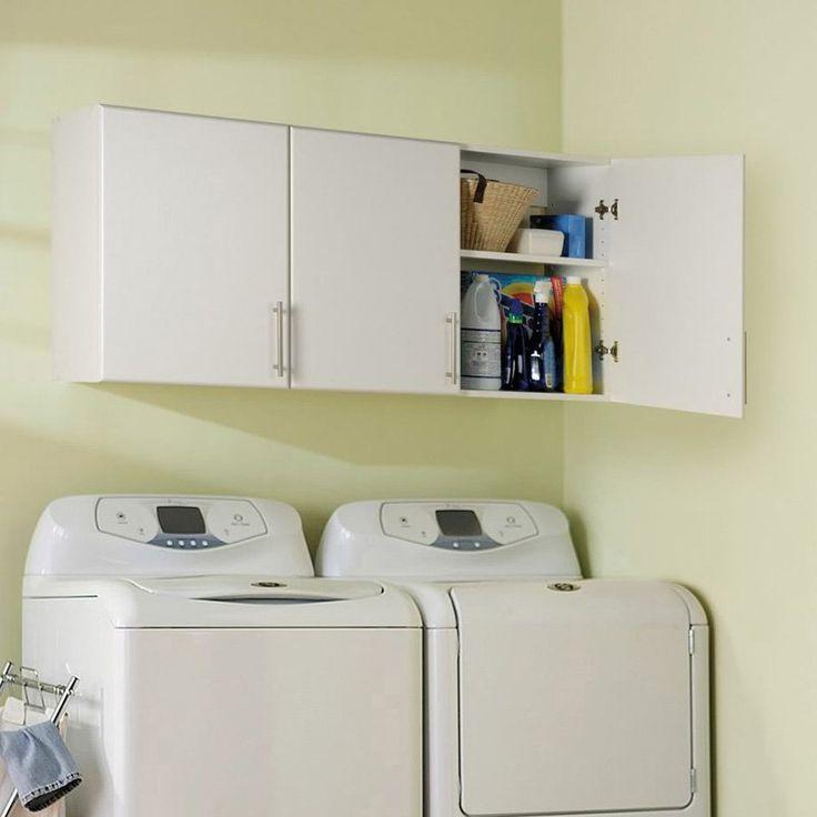 3 door wall storage cabinet from