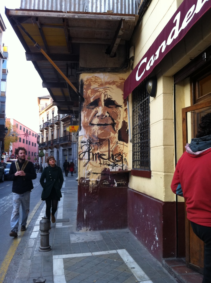 taken in Granada, Spain
