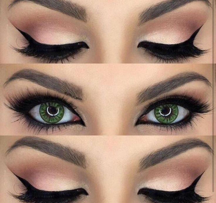Beautiful makeup look
