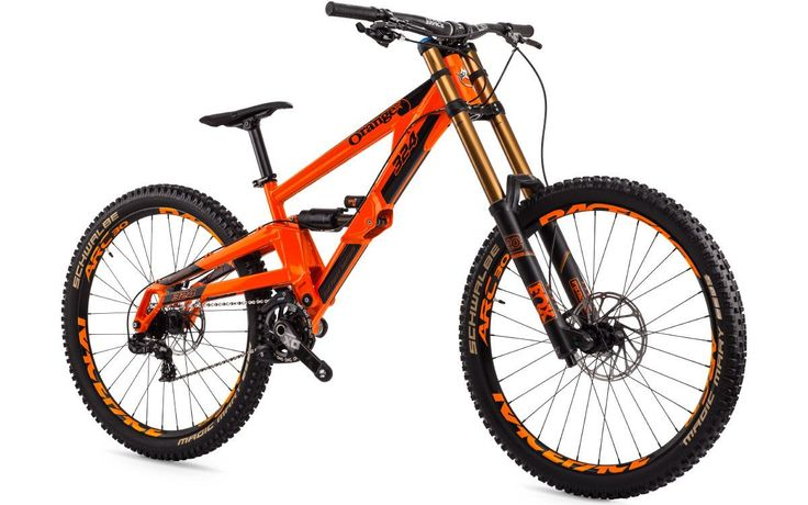 Redesigned to be faster, built to last. With a long line of World cup winning heritage behind it, the 324 is a downhill weapon of choice. Using our experience with the 22X/32X series of downhill bikes