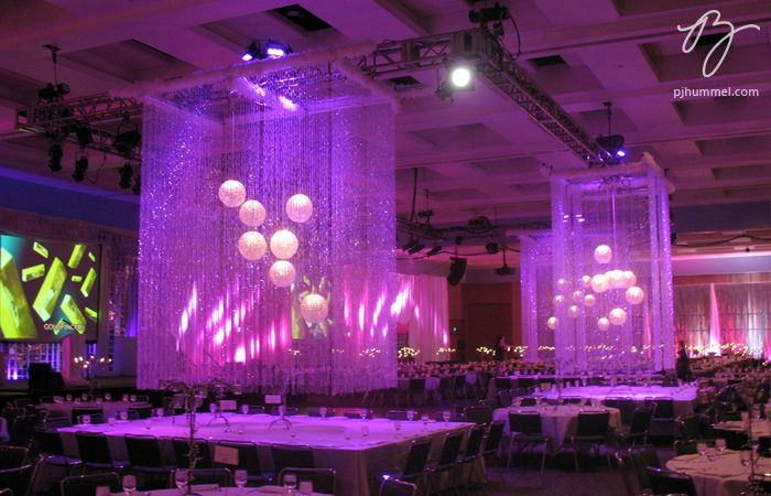 59 best Event Design: Ceiling Treatments images on ...