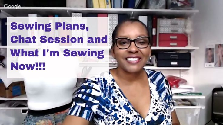 """Thanks to everyone that joined me for this new regularly scheduled SEW CHAT Session LIVE with Sew-To-Fit.  I really appreciate you for taking your time out to join me.  Below are the links and information you all asked about on the live chat.  Dress I'm wearing:  Newlook 6301:  http://ift.tt/2oLZ8Uq  Dress with Sleeve flounce and hem flounce:  http://ift.tt/2cvJNhS  More information about """"Club Sew-To-Fit"""" :  http://ift.tt/2oLWaiJ  My online Courses:  http://ift.tt/2b22ZF8  My Amazon Shop…"""