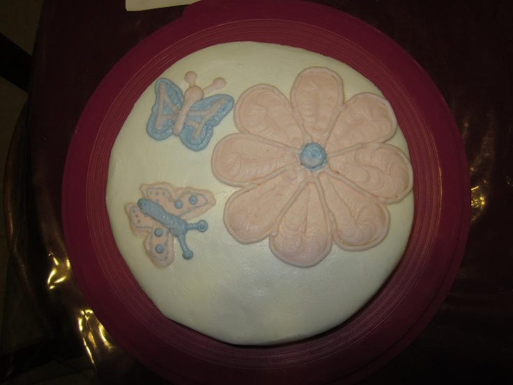 Another design cake from course 1, this time I found my own images. #wiltoncontest