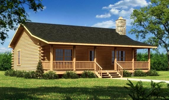 One Story Log Home Plans House Get Free Image Homes Floor