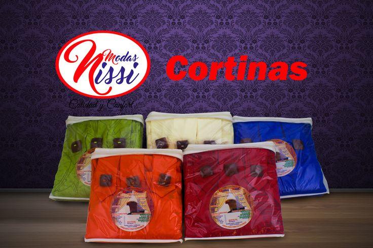 cortinas Nissi armenia #cortina #cortinas #hogar Modas Nissi #ventanas #ventanasycortinas #decoracion