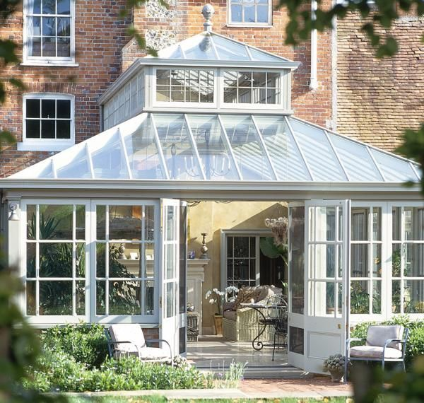 1000 images about conservatories garden rooms on for Conservatories and garden rooms