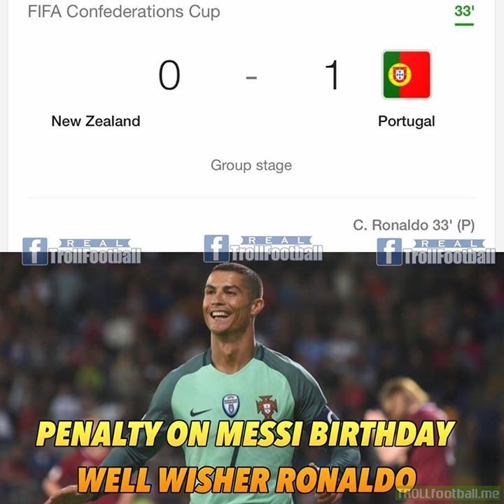 The image - 'The Beast Cristiano Ronaldo 🔥' was posted by MisterKenedy on 24 June, 2017 .Click here to see the image on Troll Football - The best site for Football trolls, images, gifs, videos and more.