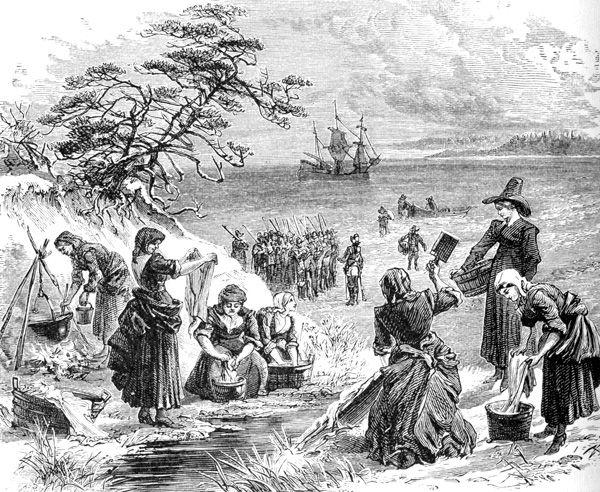 Puritan Laws and Customs