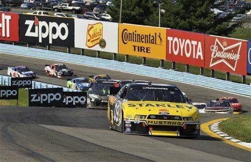 nascar nationwide results 2013