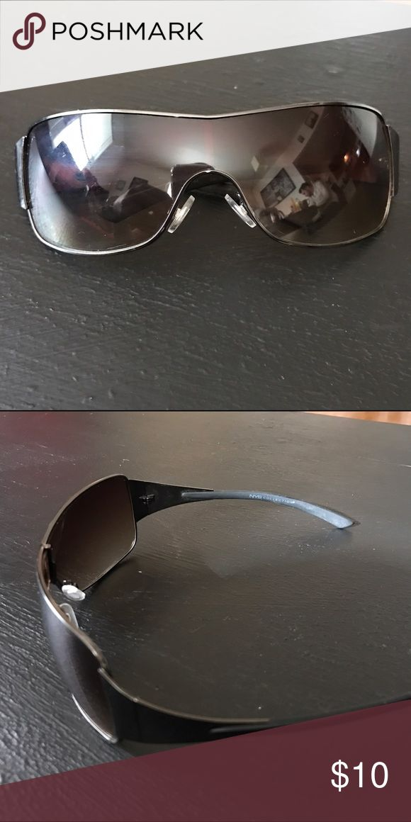NYS Sunglasses Like new NYS men's sunglasses. Perfect for the stylish man NYS Accessories Sunglasses