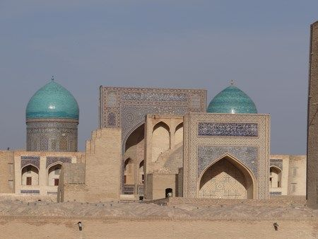 Bukhara. 1001 nights