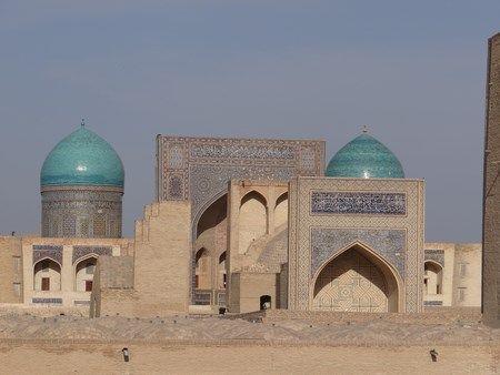 Bukhara. 1001 nights