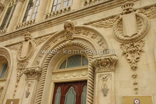 """Старинная архитектура   Дагестанский камень оптом от """"Камень Юг"""". Купить дагестанский камень с доставкой."""