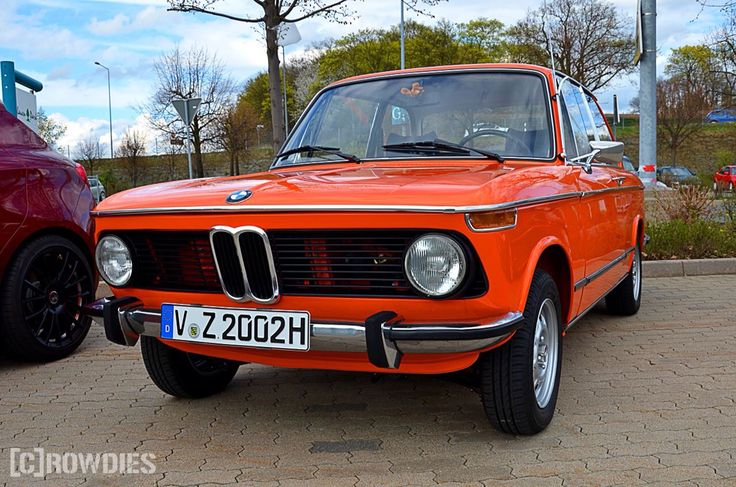 Tuning Adventure 1.0 Plauen  #tuning #crowdies #bmw #2002 #classic