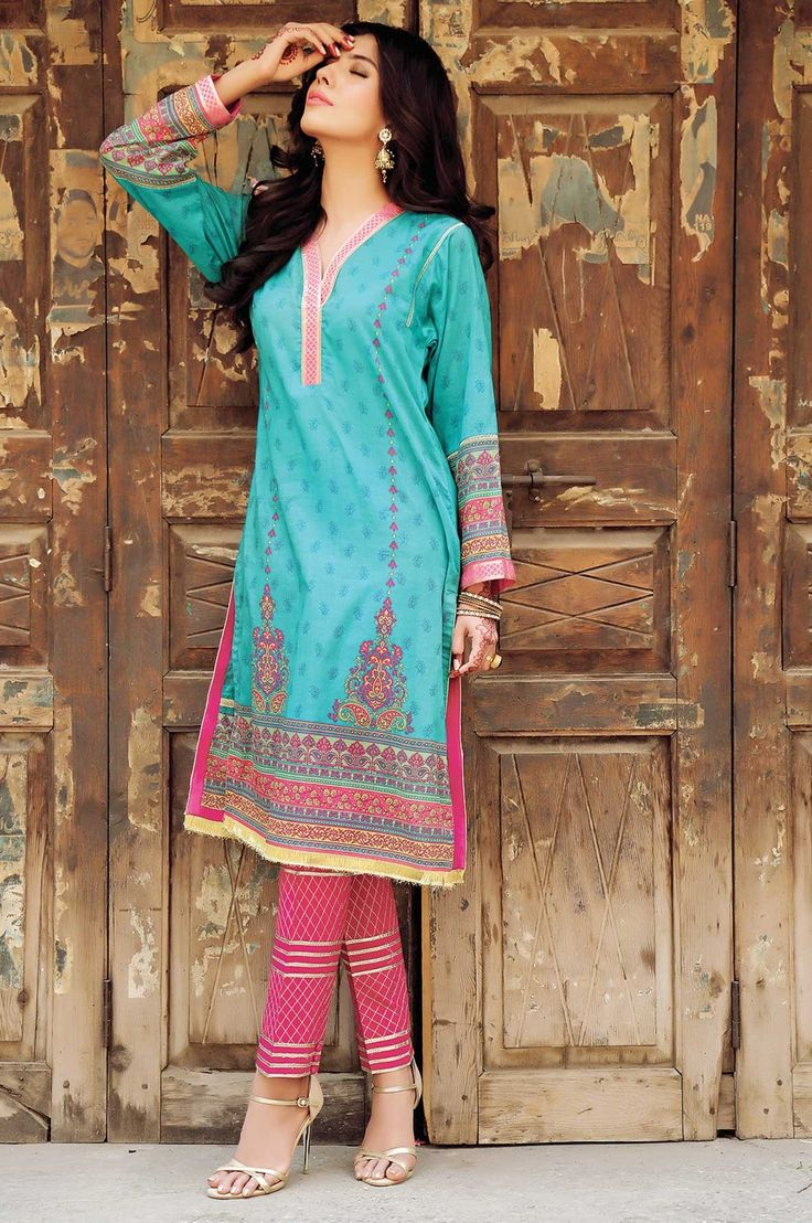 Husn-e-Banaras Midsummer Lawn Collection for Eid by Kayseria http://clothingpk.blogspot.com/2015/08/husn-e-banaras-midsummer-lawn-collection-by-kayseria.html