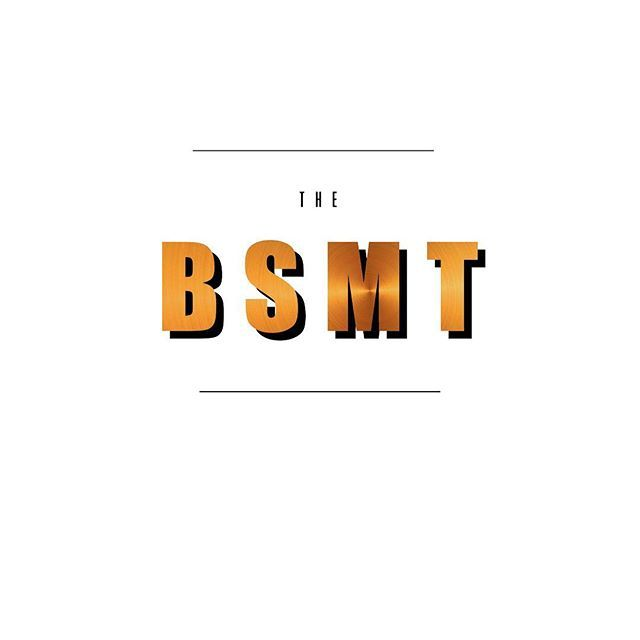 To accommodate our newly renovated basement and studio's grand opening - newly designed logo to brand 'THE BSMT'. The client wanted something classy and suitable for a man cave as well.  #brandingdesign #logoinspiration