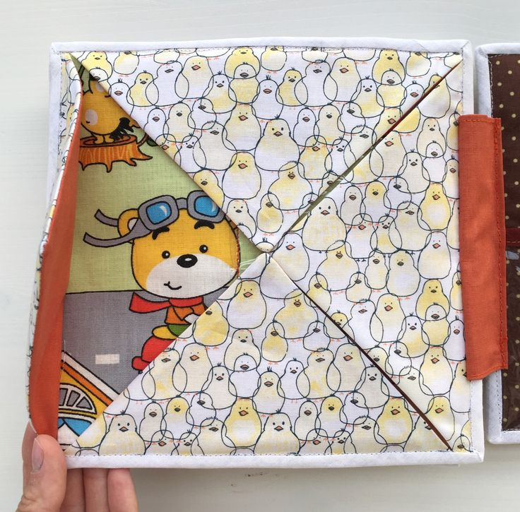 Quiet book page Busy book Felt Toddler Activity Book