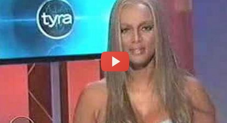 They said Tyra Banks was fat, this is her response lol